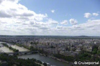 View across Paris