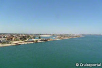 Journey through the Suez Canal