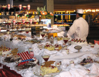 Battesimo a buffet