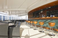 MSC Yacht Club - The One Bar