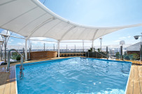 MSC Yacht Club - The One Pool