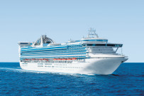 Princess Cruises: Golden Princess