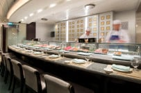 Umi Uma & Sushi Bar (Asian and Oriental specialties)