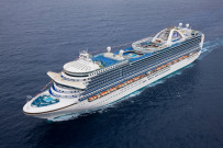Princess Cruises: Ruby Princess