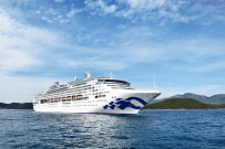 Princess Cruises: Sun Princess