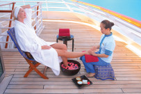 Wellness an Deck